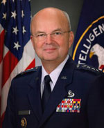 Gen. Michael Hayden - Official Portrait