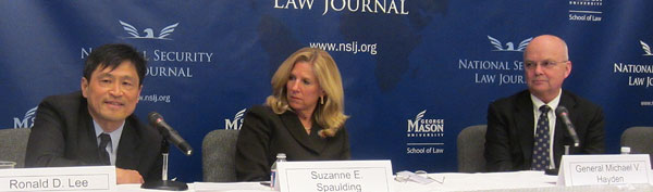 Panelists at Past NSLJ Event