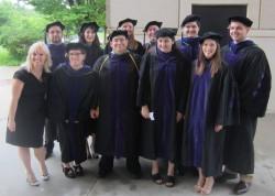 NSLJ Graduation Photo