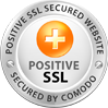 SSL Website Secured by Comodo